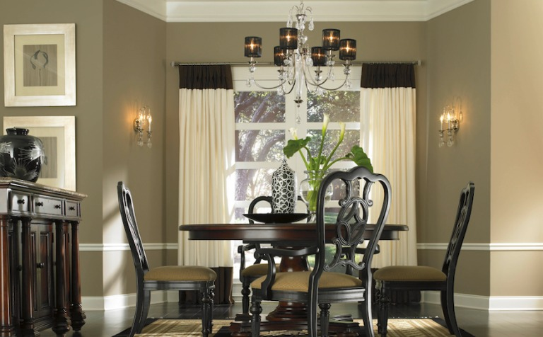 Set the mood for any entertaining scenario with dimmers